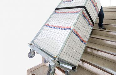 LIFTKAR HD Wäschecontaineraufsatz