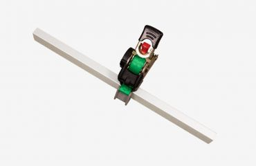 LIFTKAR HD Ratschengurt mit Aufrollmechanik komplett