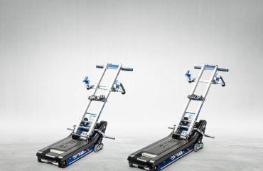 LIFTKAR Treppenraupen: Modelle PTR und PTR-L