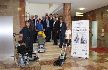 SANO Präsentation vor Außenhandelsexperten aus Nord- und Südamerika