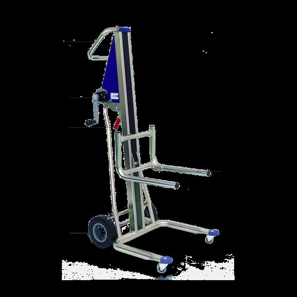UNIKAR - die Handhubkarre für Lasten bis 120 kg