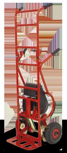 Elektrischer Treppensteiger aus Stahl - LIFTKAR MTK