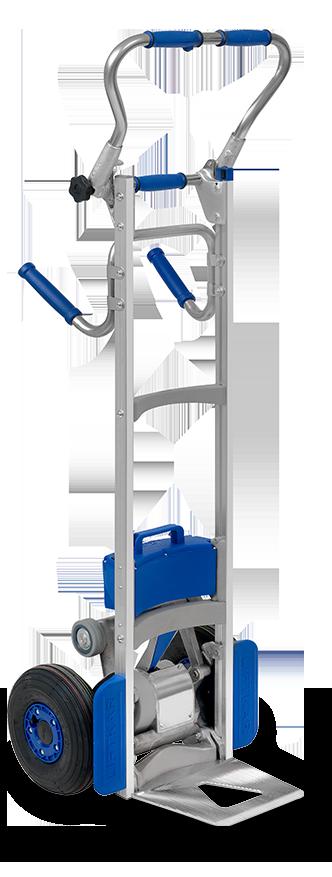 Elektrischer Treppensteiger LIFTKAR SAL Fold-L