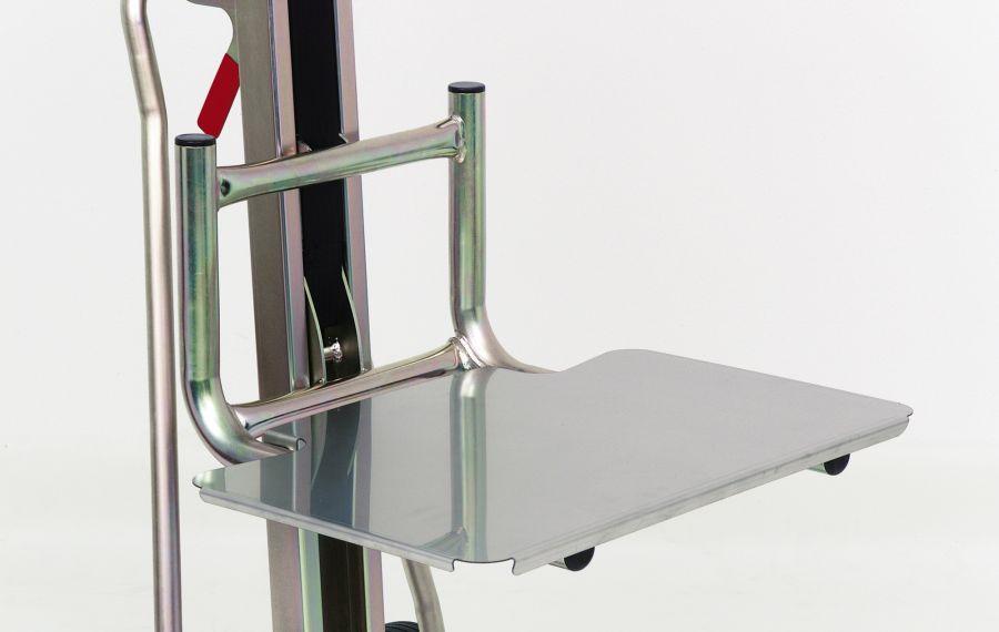 hand hubkarre unikar f r lasten bis 120 kg. Black Bedroom Furniture Sets. Home Design Ideas