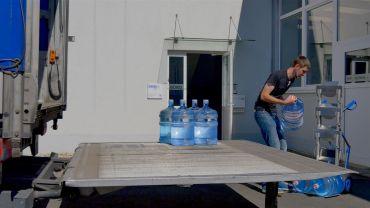Modulkar Handkarren - Wasserflaschen