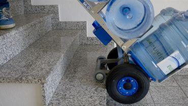LIFTKAR SAL Treppensteiger - Wasserflaschen